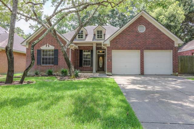 3706 Scenic Valley Drive, Kingwood, TX 77345 (MLS #43892567) :: The Parodi Team at Realty Associates