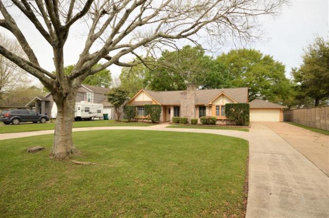 3408 E Circle Drive, Pearland, TX 77581 (MLS #43892873) :: Texas Home Shop Realty