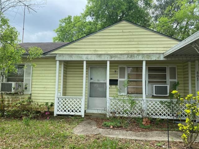 603 Briarwood Drive, Baytown, TX 77520 (MLS #43895083) :: The Home Branch