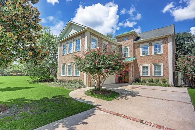1011 Mulberry Lane, Bellaire, TX 77401 (MLS #43901126) :: Caskey Realty