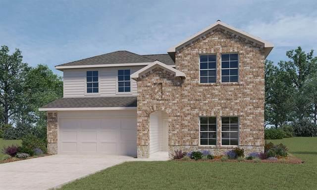 21323 Hendricks Hollow Lane, Katy, TX 77449 (MLS #43906522) :: My BCS Home Real Estate Group