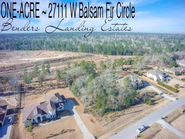27111 W Balsam Fir Circle, Spring, TX 77386 (MLS #43914350) :: Rachel Lee Realtor