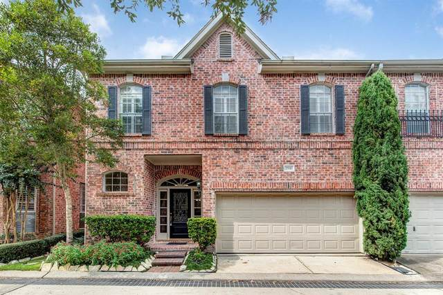 7531 Woodvine Place Court, Houston, TX 77055 (MLS #43916385) :: My BCS Home Real Estate Group