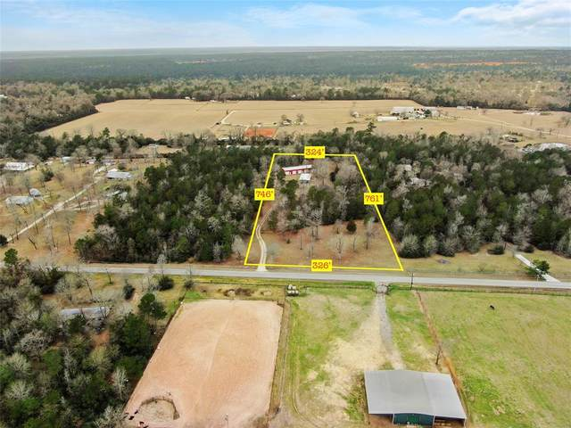 10952 Collier Cemetery Road, Montgomery, TX 77316 (MLS #43920311) :: The Property Guys