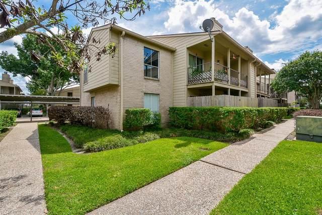 700 Thicket Lane #306, Houston, TX 77079 (MLS #43924944) :: The Wendy Sherman Team