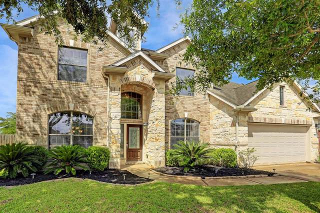 12915 Southport Drive, Pearland, TX 77584 (MLS #43933258) :: Christy Buck Team