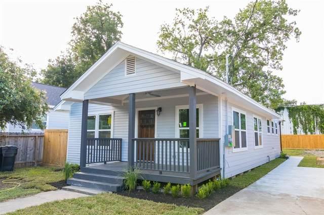 1213 E 23rd Street, Houston, TX 77009 (MLS #43937302) :: My BCS Home Real Estate Group