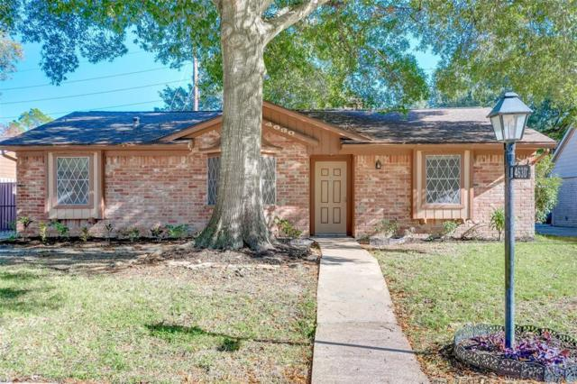 4630 Clydesdale Drive, Houston, TX 77084 (MLS #43939916) :: The Heyl Group at Keller Williams