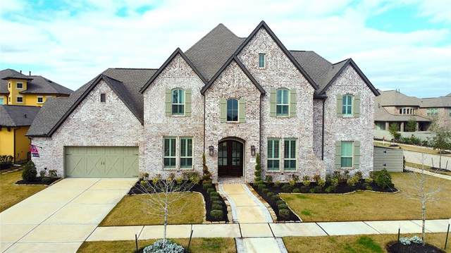 2411 Ponderosa Ridge Drive, Manvel, TX 77578 (MLS #43940214) :: Christy Buck Team