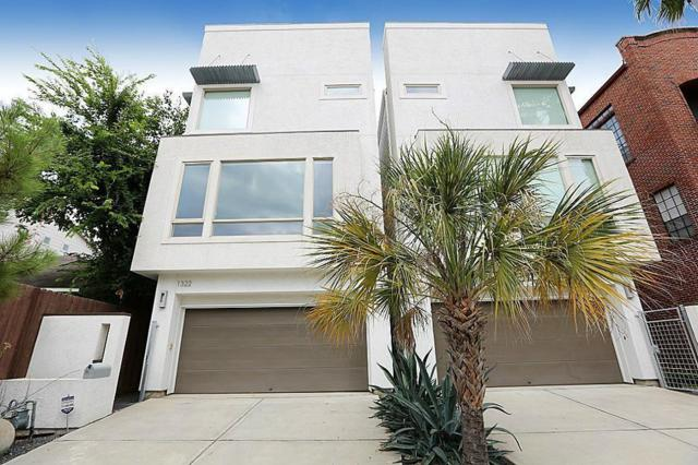 1322 Crocker Street, Houston, TX 77019 (MLS #43942605) :: Texas Home Shop Realty