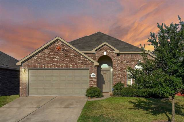 1014 Shadow Glenn Drive, Conroe, TX 77301 (MLS #43945098) :: Texas Home Shop Realty