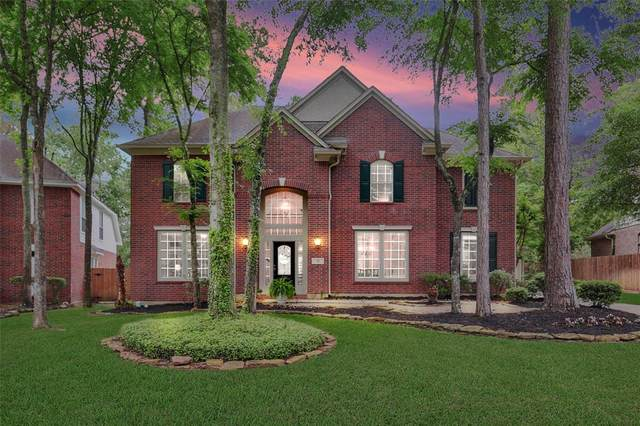 75 E Green Gables Circle, The Woodlands, TX 77382 (MLS #4395639) :: Caskey Realty