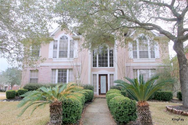 5718 Sapphire Bay Court, Sugar Land, TX 77479 (MLS #43961114) :: Fanticular Real Estate, LLC