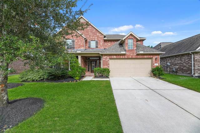 17402 Rainer Valley Lane, Humble, TX 77346 (MLS #43961415) :: The SOLD by George Team