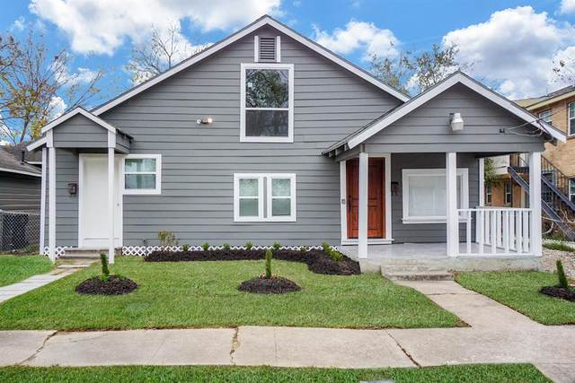 3710 Bremond Street, Houston, TX 77004 (MLS #43992994) :: Rachel Lee Realtor