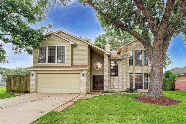 22015 Shady Valley Drive, Katy, TX 77450 (MLS #43995397) :: The Queen Team