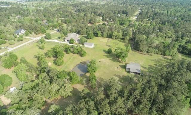37031 Red Rock, Magnolia, TX 77355 (MLS #44000199) :: Giorgi Real Estate Group
