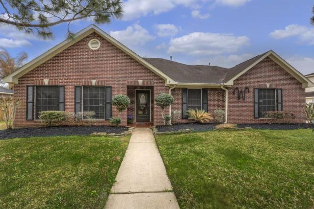 3411 Windcrest Court, Pearland, TX 77581 (MLS #44007451) :: Caskey Realty
