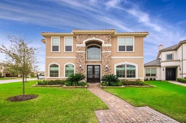13703 Harrison Hill Court, Houston, TX 77077 (MLS #44010100) :: All Cities USA Realty