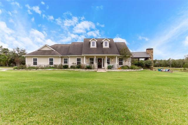 4375 Leslie Road, Fayetteville, TX 78940 (MLS #44014954) :: The SOLD by George Team