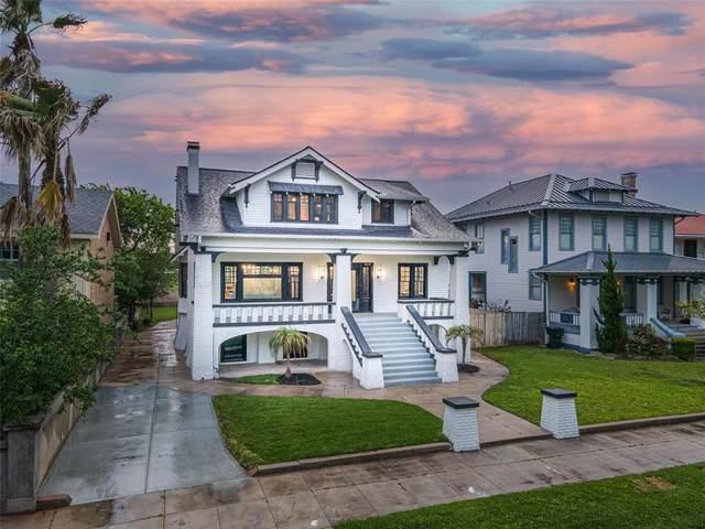 2620 Avenue O, Galveston, TX 77550 (MLS #44024119) :: Giorgi Real Estate Group