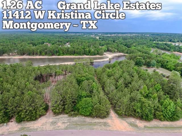 11412 W Kristina Circle, Montgomery, TX 77316 (MLS #44024994) :: Ellison Real Estate Team