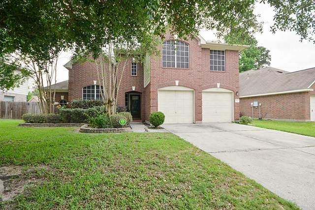 5702 Kelly Mill Lane, Humble, TX 77346 (MLS #44036047) :: Michele Harmon Team
