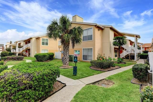 3506 Cove View Boulevard #603, Galveston, TX 77554 (MLS #44044726) :: My BCS Home Real Estate Group