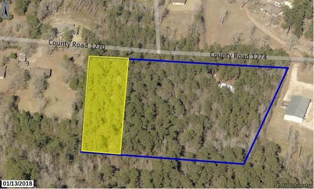TBD County Road 1270, Warren, TX 77664 (MLS #4404687) :: Connell Team with Better Homes and Gardens, Gary Greene