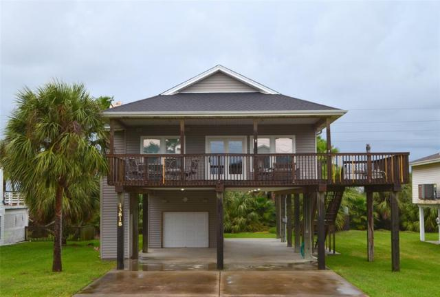13818 Mutiny Lane, Galveston, TX 77554 (MLS #44048613) :: Connect Realty