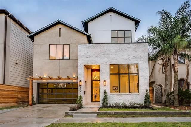 2105 Elmen Street, Houston, TX 77019 (MLS #44056959) :: Connect Realty