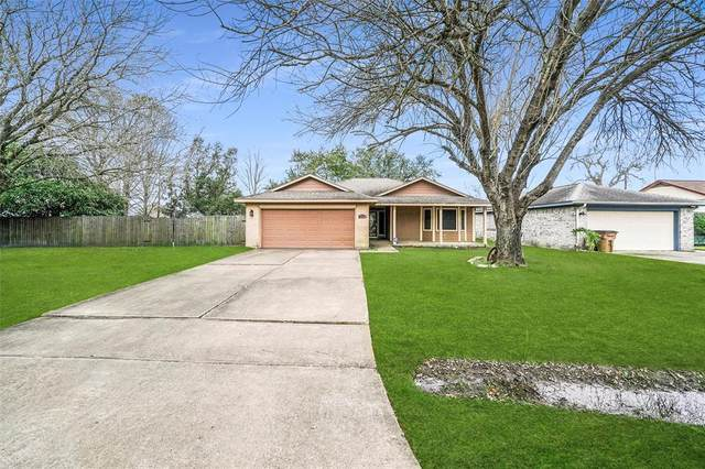 3127 Edgewood Drive, Dickinson, TX 77539 (MLS #44058568) :: The Home Branch