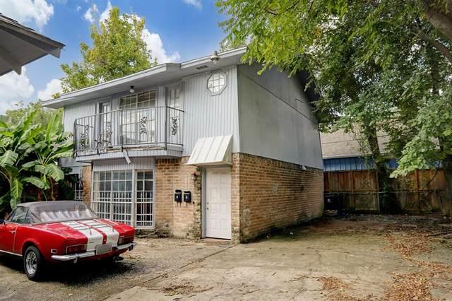 1316 W Alabama Street, Houston, TX 77006 (MLS #44060026) :: Caskey Realty