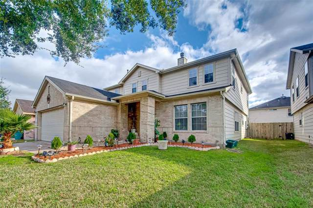 15419 Kellerwood Drive, Houston, TX 77086 (MLS #44061819) :: The SOLD by George Team