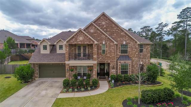 1800 Graystone Hills Court, Conroe, TX 77304 (MLS #44080364) :: The Home Branch