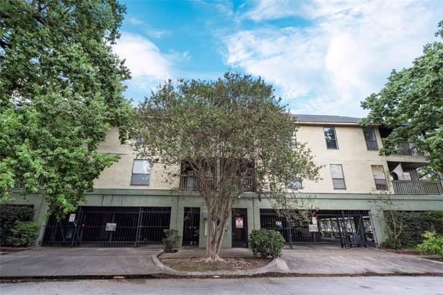 101 Stratford Street #204, Houston, TX 77006 (MLS #44081013) :: Fine Living Group