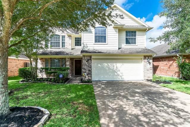 5030 Moss Garden Lane, Katy, TX 77494 (MLS #44087707) :: Caskey Realty