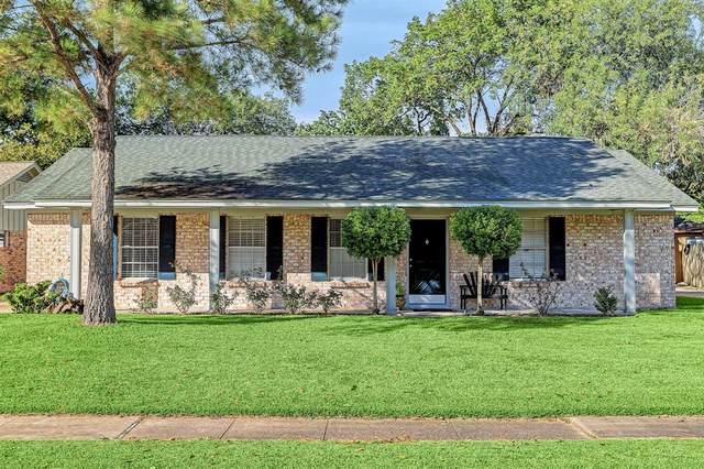 5810 Birchmont Drive, Houston, TX 77092 (MLS #44097211) :: Texas Home Shop Realty