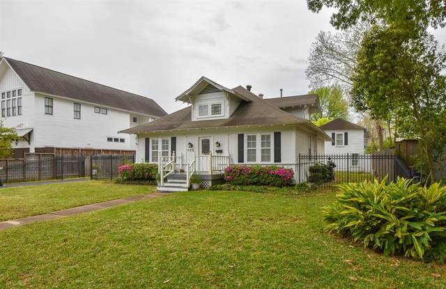 326 W 23rd Street, Houston, TX 77008 (MLS #44104587) :: Area Pro Group Real Estate, LLC