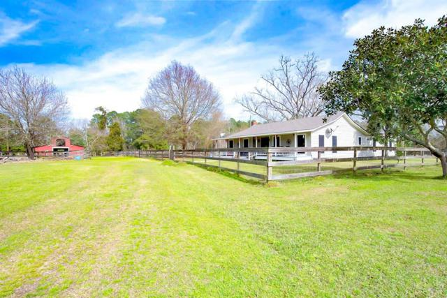 2258 County Road 3550, Woodville, TX 75979 (MLS #44105615) :: The Bly Team