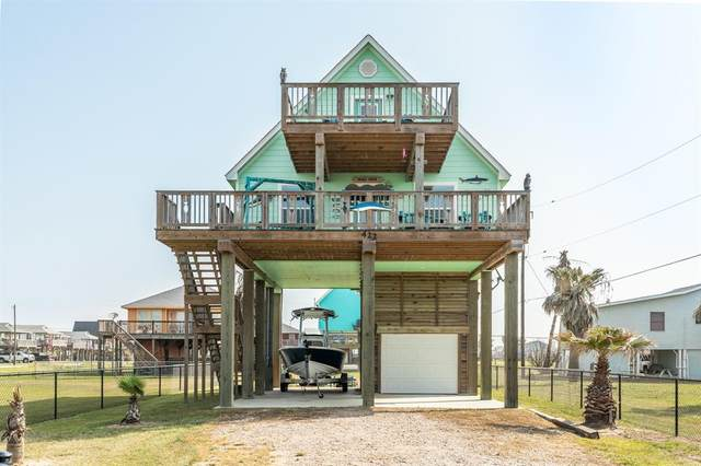 422 Jettyview Road, Surfside Beach, TX 77541 (#44105855) :: ORO Realty