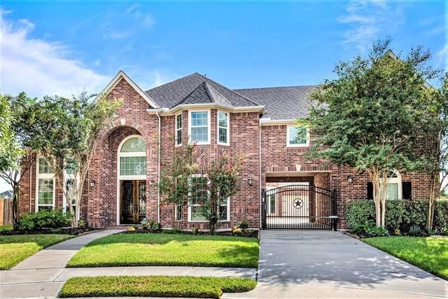 27802 Warren Park Drive, Katy, TX 77494 (MLS #44107845) :: Parodi Group Real Estate