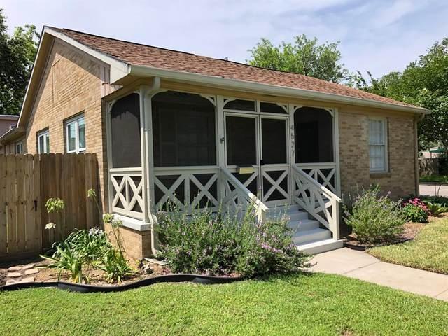 4527 Ursuline, Galveston, TX 77551 (MLS #44108619) :: Texas Home Shop Realty
