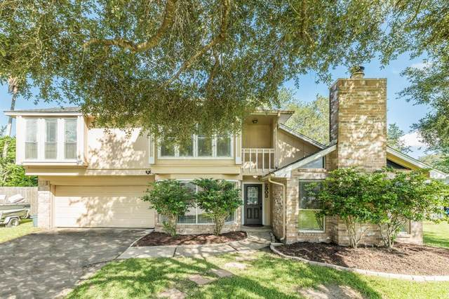 2903 Wood Fox Drive, Alvin, TX 77511 (MLS #4411712) :: The Freund Group