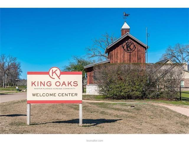 Lot 13 King Oaks Drive, Iola, TX 77861 (MLS #4412305) :: The SOLD by George Team