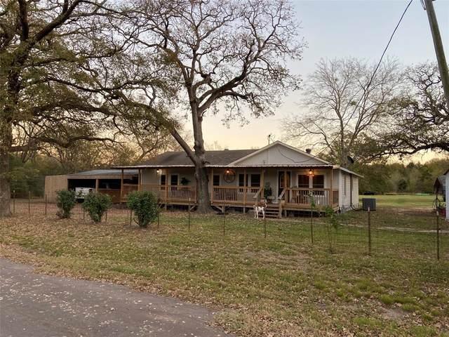 3298 Lcr 800, Groesbeck, TX 76642 (MLS #44124891) :: Homemax Properties