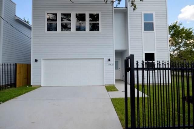4925 Higgins Street, Houston, TX 77033 (MLS #44128182) :: Texas Home Shop Realty