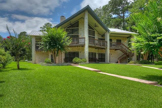 510 Lake Grove Drive, Coldspring, TX 77331 (MLS #44130414) :: Lerner Realty Solutions