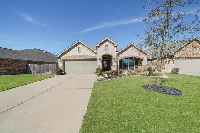 3607 Ember Falls Lane, Katy, TX 77449 (MLS #44137770) :: Connell Team with Better Homes and Gardens, Gary Greene