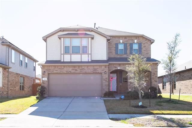 22615 Bellwick Ridge Lane, Katy, TX 77449 (MLS #44139262) :: The Jennifer Wauhob Team
